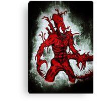 Symbiote Xenomorph Canvas Print