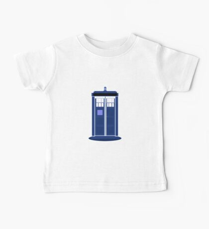 TARDIS: Time and Relative Dimension in Space Baby Tee