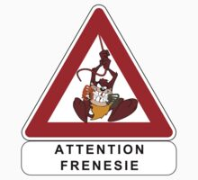 Attention Frénésie - Escalade by JeanFi