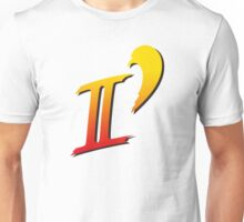 Street Fighter II DASH logo tee Unisex T-Shirt