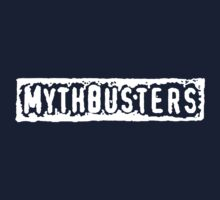 Mythbusters T-Shirt / Sticker Kids Clothes