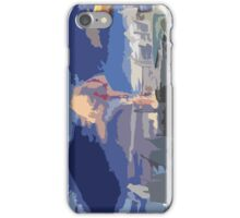 The End Abstract iPhone Case/Skin