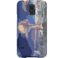 The End Abstract Samsung Galaxy Case/Skin