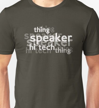 Hi Tech Thing Unisex T-Shirt