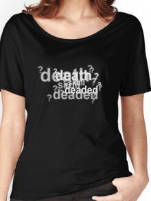 Drunk Sherlock - deaded Women's Relaxed Fit T-Shirt