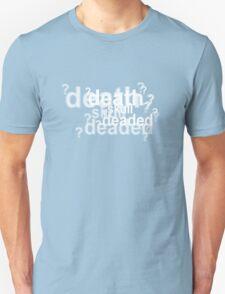 Drunk Sherlock - deaded Unisex T-Shirt