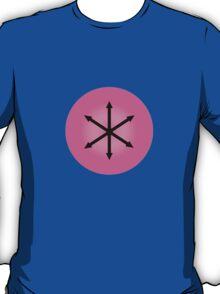 E PLURIBUS ANUS - Greendale Logo T-Shirt