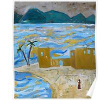 Tunisian Scene Poster