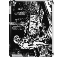 Raiden Black White Metal Gear Solid iPad Case/Skin