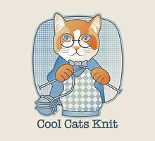 Cool Cats Knit by Sue Cervenka
