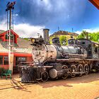 Denver & Rio Grande No. 683 by lkrobbins