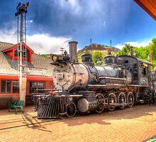 Denver & Rio Grande No. 683 by lkrobbins