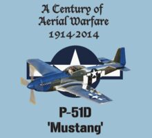 P-51 Mustang Kids Clothes
