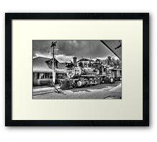 Denver & Rio Grande No. 683 Framed Print
