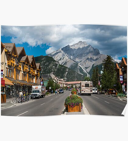 Township of Banff Poster