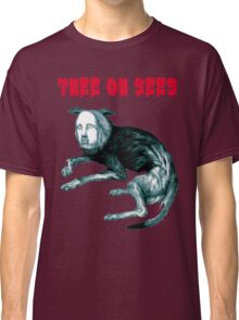 """Thee Oh Sees """"Putrifiers II"""" Classic T-Shirt"""