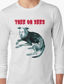 """Thee Oh Sees """"Putrifiers II"""" Long Sleeve T-Shirt"""