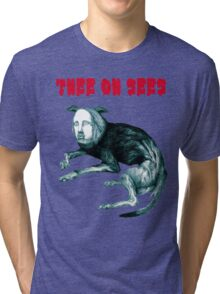 "Thee Oh Sees ""Putrifiers II"" Tri-blend T-Shirt"