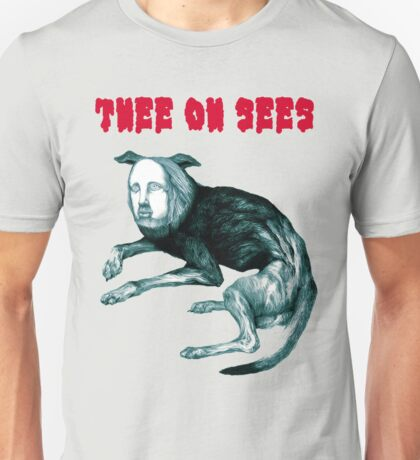 "Thee Oh Sees ""Putrifiers II"" Unisex T-Shirt"