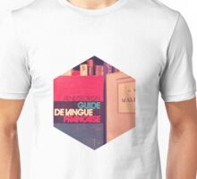 A guide to the french language.  Unisex T-Shirt