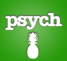 Psych Design Variation Sticker