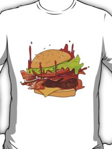 Big Burger T-Shirt