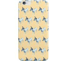 Baby Yellow Pup Pattern iPhone Case/Skin