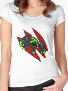 Mega Metagross Women's Fitted Scoop T-Shirt