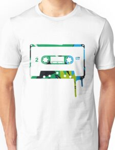 graffiti tape t-shirt Unisex T-Shirt