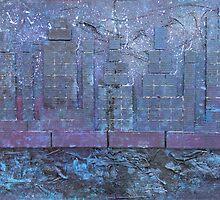 """Cityscape"" by Carter L. Shepard by echoesofheaven"
