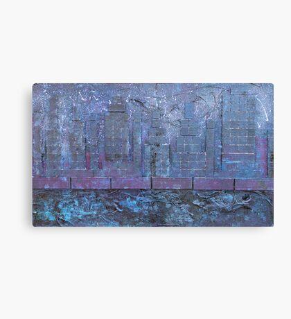 """Cityscape"" by Carter L. Shepard Canvas Print"