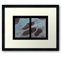 """Seascape"" by Carter L. Shepard Framed Print"