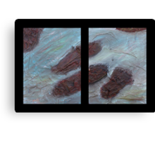 """Seascape"" by Carter L. Shepard Canvas Print"