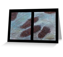 """Seascape"" by Carter L. Shepard Greeting Card"