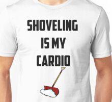 Shovel, Shovel all the way! Unisex T-Shirt