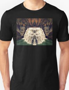 Reflection of Spring Falls Unisex T-Shirt