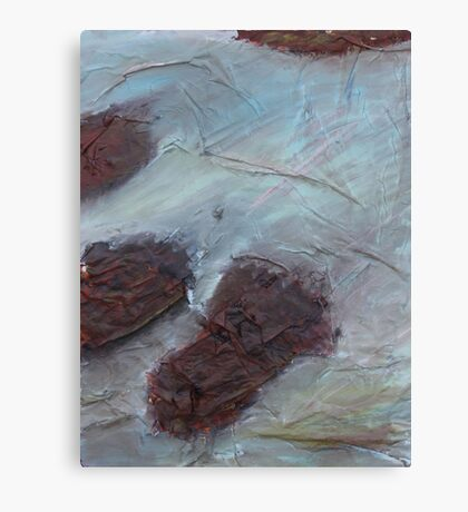 """Seascape 2"" by Carter L. Shepard Canvas Print"