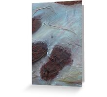 """Seascape 2"" by Carter L. Shepard Greeting Card"