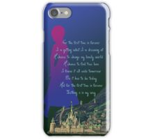 Change My Lonely World iPhone Case/Skin
