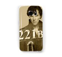 Sherlock 221B Samsung Galaxy Case/Skin