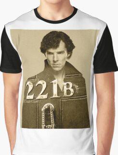 Sherlock 221B Graphic T-Shirt