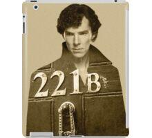 Sherlock 221B iPad Case/Skin