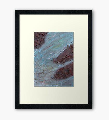 """Seascape 3"" by Carter L. Shepard Framed Print"