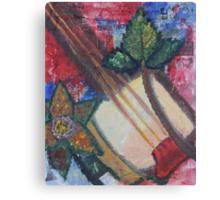 """A Little Sound 2"" by Carter L. Shepard Canvas Print"
