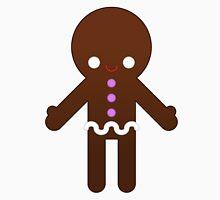 kawaii gingerbread man Unisex T-Shirt