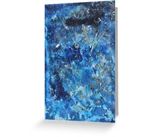 """Blue Dream"" by Carter L. Shepard Greeting Card"