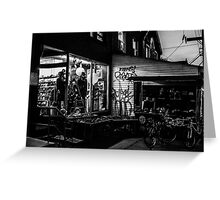 StoreFront Greeting Card