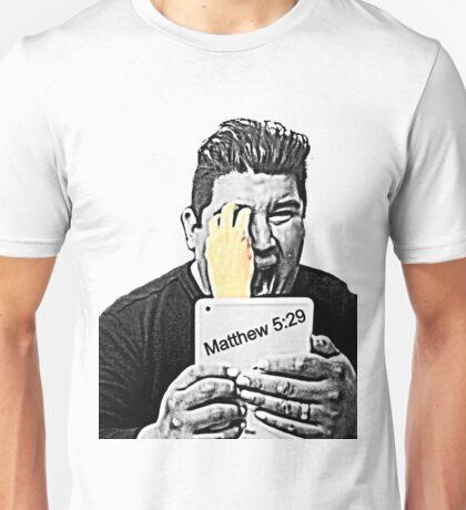 Matthew 5:29 Unisex T-Shirt