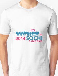 It's Winter in Sochi 2014 T-Shirt