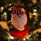 Christmas Tree Santa by Tony Wilder